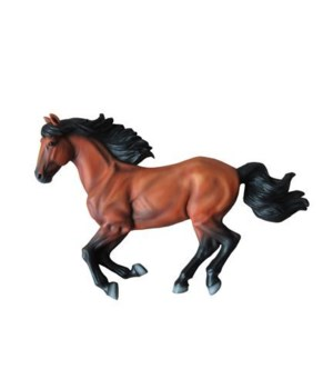 Running Horse Wall Hanger 4PC
