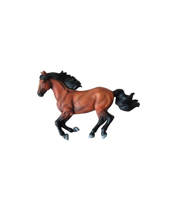 *Running Horse Wall Hanger 4PC