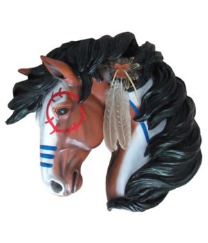 Geronimo Horse Wall Hanging 1PC