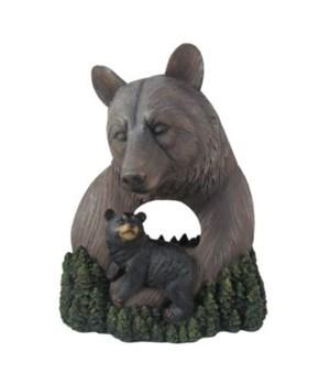 Wood Look Bear-Gental Guidance 6PC