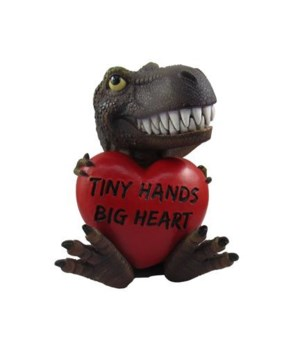 Dinosaur with Heart 12PC