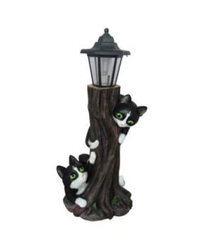 """19"""" Cat Lantern 1PC"""