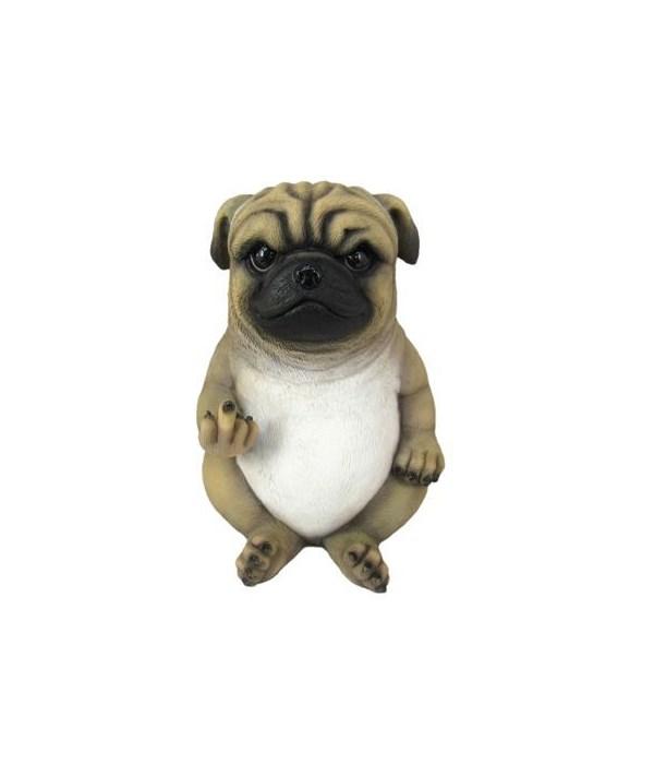 "*7.15"" Pug Life (Pug Finger)"