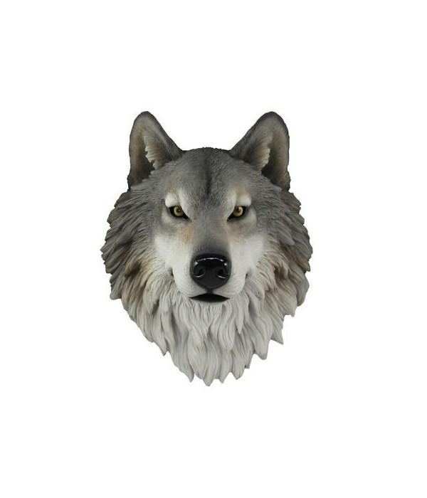 "Wolf head 14""T"