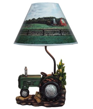 At Rest (Tractor Lamp) 4PC