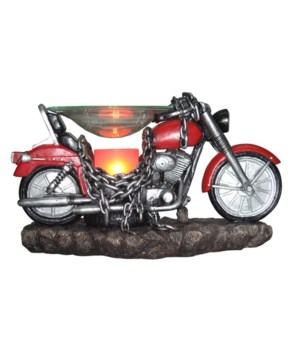 "L9.5"" Motorcycle Oil Burner 6PC"