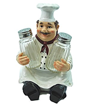 "7"" Bon Apetit (Chef S/P) 12PC"