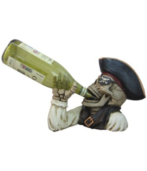 Booty of the Vine-Pirate Wine Holder 6PC