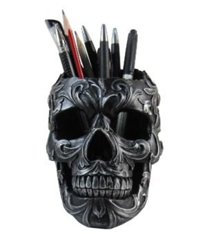 Skull Penholder 12PC