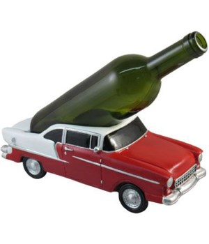 "12"" Classic Car Wine Holder 6PC"