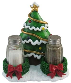 """6"""" Christmas Tree Season (Xmas S/P) 12PC"""