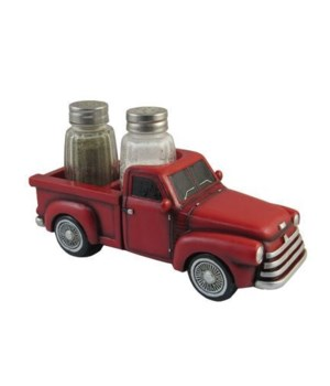 "L7.5"" Truck Salt & Pepper Holder 12PC"