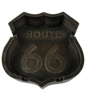 Route 66 Ashtray 16PC