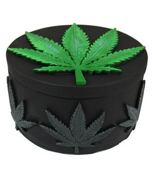 Weed Trinket Box 12PC