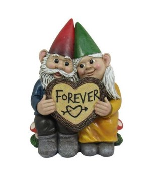 Gnome Forever Couple 12PC