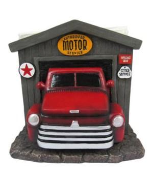 Truck Shop Napkin & S/P Holder 8PC
