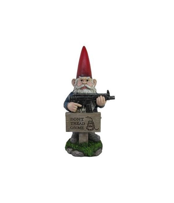 Don't Tread On Me Gnome