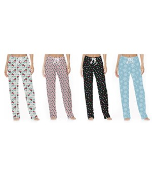 New Holiday Lounge Pant 24PC