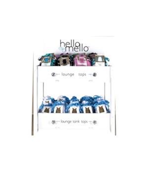 Hello Mello lounge Tops 36PC unit