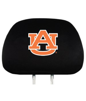 HEAD REST COVER - AUBURN TIGERS