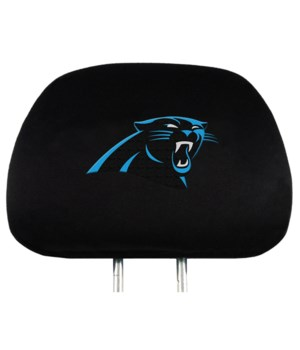 HEAD REST COVER - CAR PANTHERS