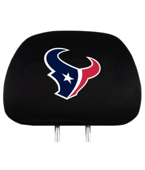 HEAD REST COVER - HOU TEXANS
