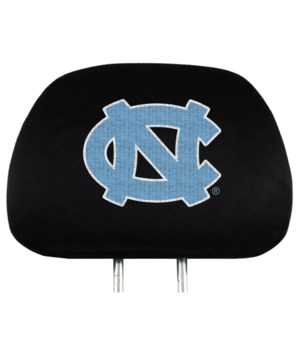 HEAD REST COVER - NC TARHEELS