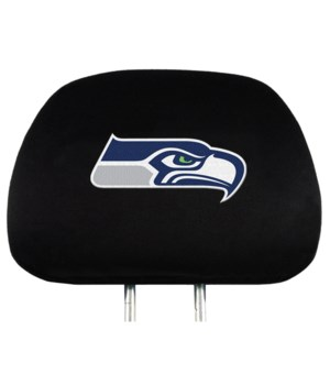 HEAD REST COVER - SEA SEAHAWKS