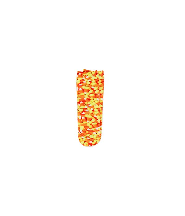 S/M So Corny - Hyper Real Socks 4PC