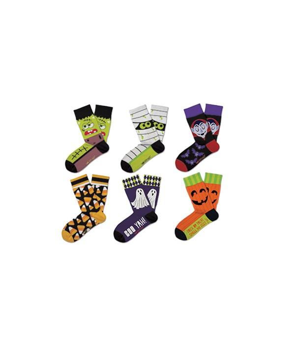 Halloween Kid's Socks 24PC