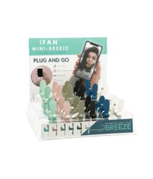 IFan Mini-Breeze New Colors 24PC