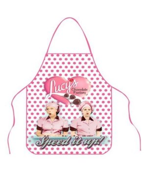 I LOVE LUCY CHEF APRON (Special Order-6)
