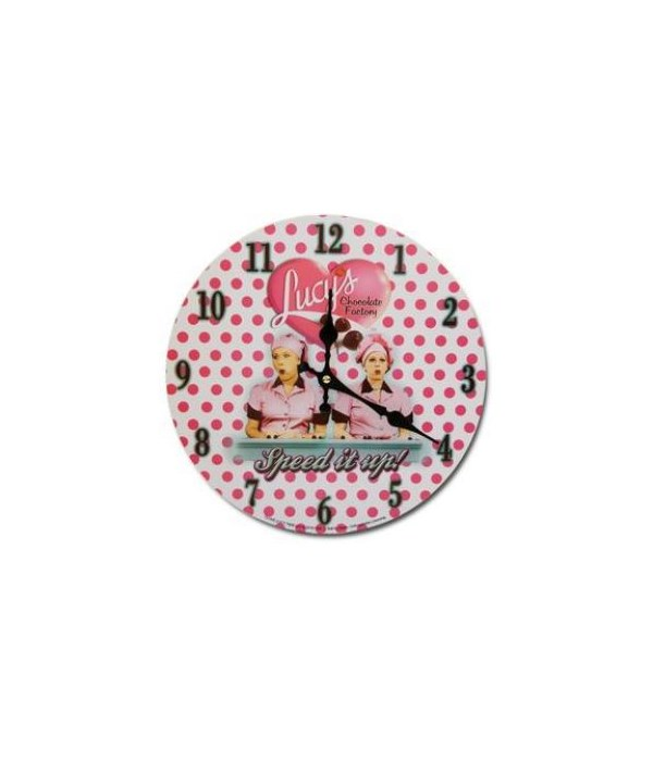 I LOVE LUCY CLOCK #1 (Special Order-6)