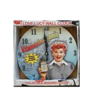 I LOVE LUCY CLOCK #2 (Special Order-6)