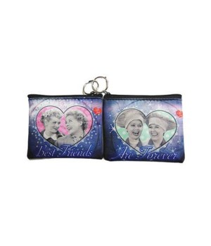 I LOVE LUCY COIN PURSE - FRIENDS #2