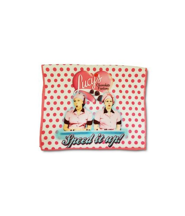I LOVE LUCY - KITCHEN TOWEL