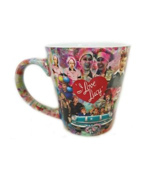 I LOVE LUCY MUG - COLLAGE #4
