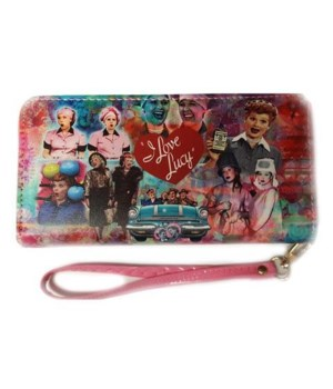 I LOVE LUCY WALLET #1