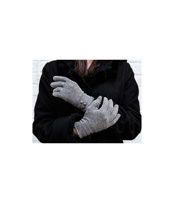Modern Vintage Fleece Gloves 24 PC D