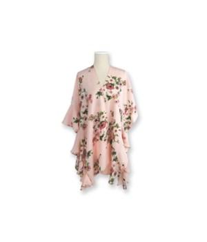 Blush Floral Kimono 2PC Refill