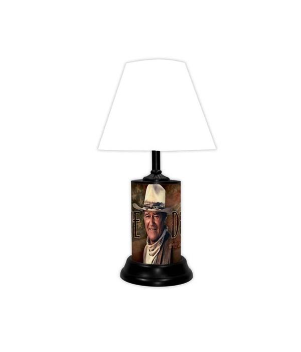 John Wayne Lamp