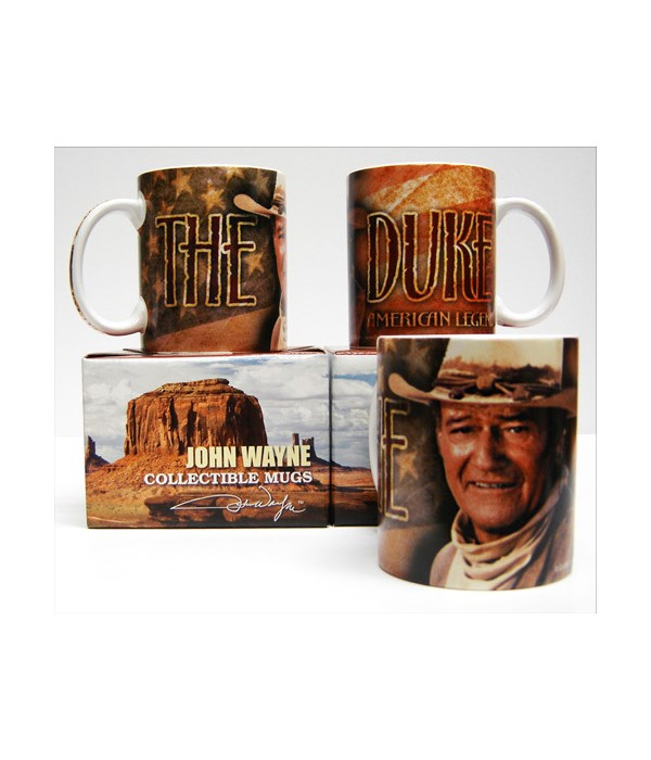 JOHN WAYNE MUG - AMERICAN - #1
