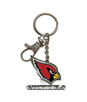 LOGO KEY CHAIN - AZ CARDINALS