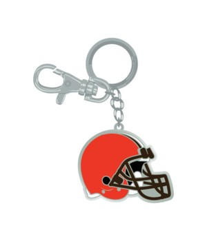 LOGO KEY CHAIN- CLEV BROWNS