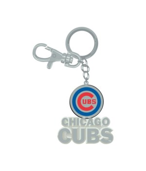 LOGO KEY CHAIN- CHIC CUBS