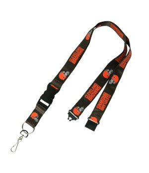 CLEV BROWNS LANYARD