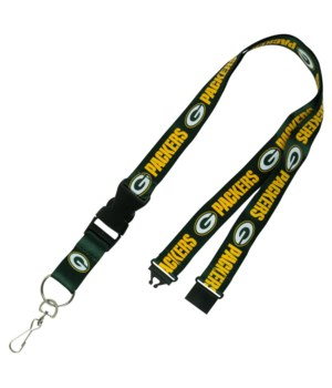 GREEN BAY PACKERS LANYARD