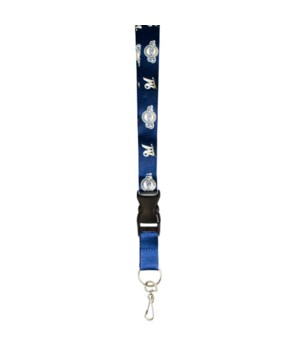 MIL BREWERS LANYARD