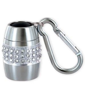 Lady Nugget Flashlight Keychain 24PC
