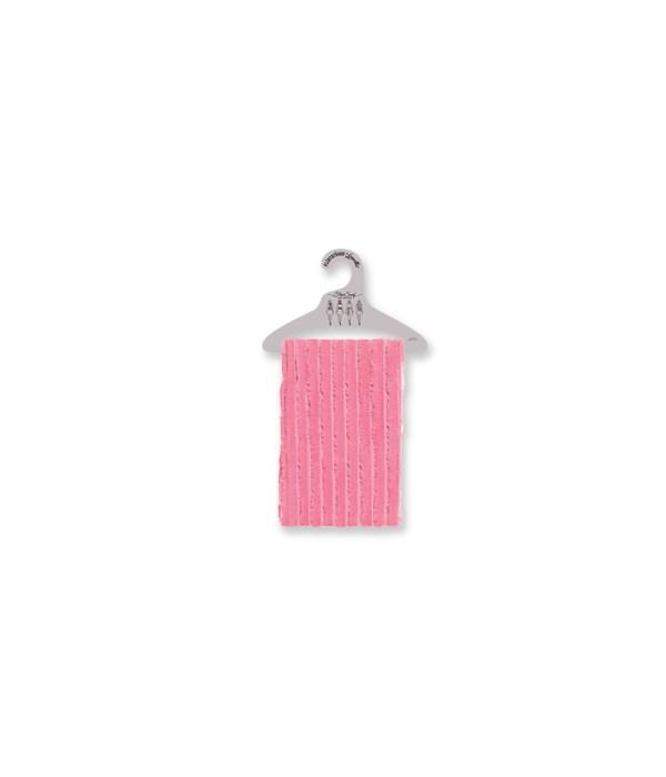 Pink Versatile Ruffled Scarf 2PC